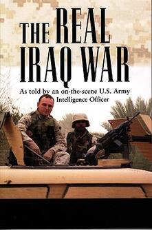 Real Iraq War - Abdalla Ibrahim - copertina