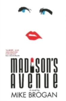 Madison's Avenue - Mike Brogan - copertina