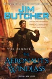 Cinder Spires: The Aeronaut's Windlass