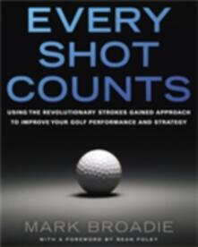 Every Shot Counts