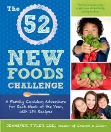 52 New Foods Challenge