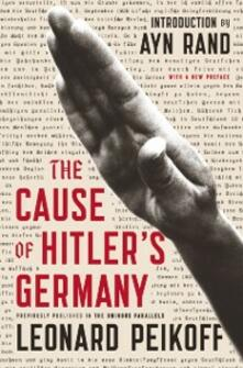 Cause of Hitler's Germany