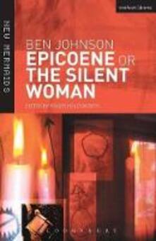 Epicoene or the Silent Woman - Ben Jonson - cover