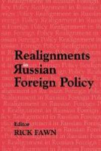 Realignments in Russian Foreign Policy - cover