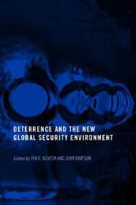 Deterrence and the New Global Security Environment - cover