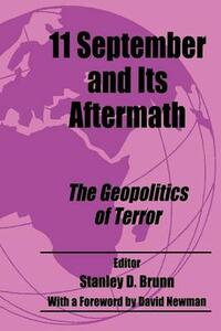 11 September and its Aftermath: The Geopolitics of Terror - cover