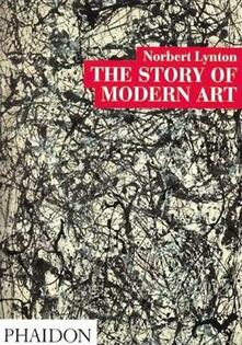 The Story of Modern Art - Norbert Lynton - copertina