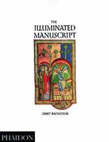 The illuminated manuscript - Janet Backhouse - copertina