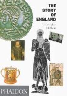 The Story of England - Christopher Hibbert - copertina
