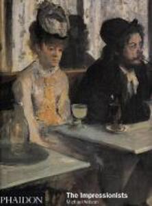 The Impressionists - Michael Wilson - copertina