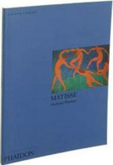 Matisse. Ediz. inglese - Nicholas Watkins - copertina