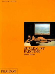 Surrealist painting - Simon Wilson - copertina