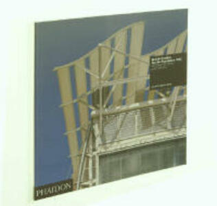 British Pavilion, Seville Exposition 1992 Nicholas Grimshaw and Partners - Colin Davies - cover