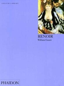 Renoir - William Gaunt - copertina