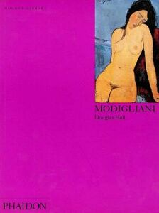 Libro Modigliani. Ediz. inglese Douglas Hall