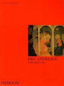 Libro Fra Angelico. Ediz. inglese Christopher Lloyd