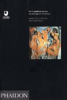 Art in modern culture - Francis Frascina - copertina