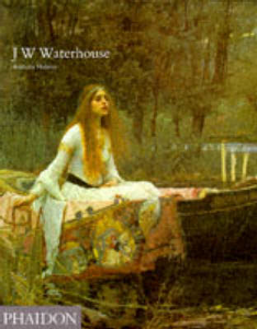 Libro J.W. Waterhouse. Ediz. inglese Anthony Hobson