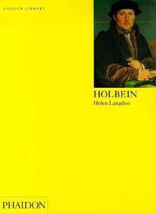 Holbein. Ediz. inglese - Helen Langdon - copertina