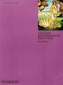 Italian renaissance painting - Sara Elliott - copertina