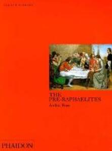Pre-raphaelithes - Andrea Rose - copertina