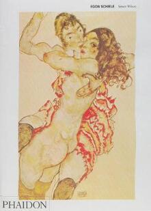 Egon Schiele - Simon Wilson - copertina