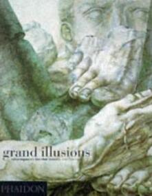 Grand illusions. Contemporary interior murals - Caroline Cass - copertina