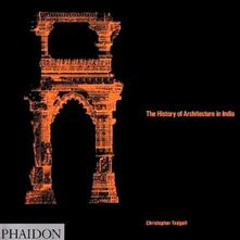 India architecture - Christopher Tadgell - copertina