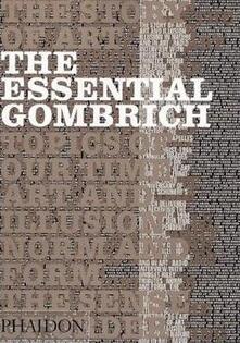 The essential Gombrich - copertina