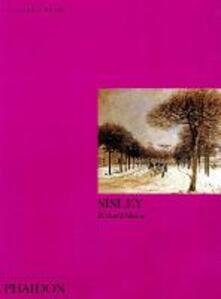 Sisley. Ediz. inglese - Richard Shone - copertina