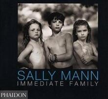 Immediate family - Sally Mann - copertina