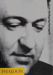 Erich Wolfgang Korngold - Jessica Duchen - copertina