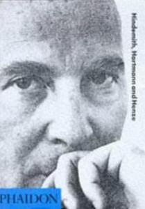 Libro Hartmann, Hindemith and Henze Guy Rickards