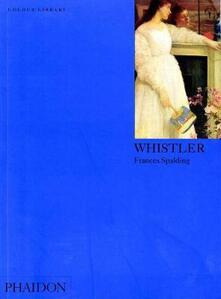 Whistler - Frances Spalding - copertina