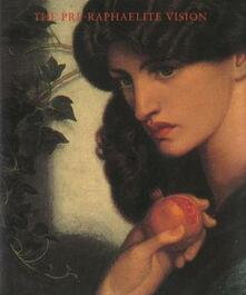 The Pre-Raphaelite vision - copertina