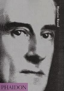 Maurice Ravel - Gerald Larner - copertina