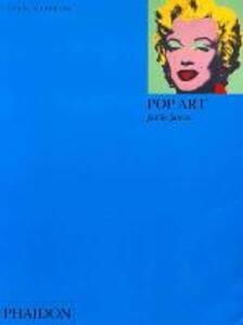 Pop art - Jamie James - copertina