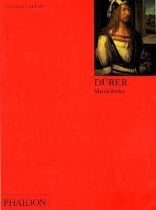 Foto Cover di Dürer. Ediz. inglese, Libro di Martin Bailey, edito da Phaidon
