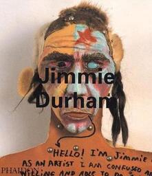 Jimmie Durham - copertina
