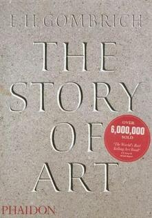 The story of art - copertina