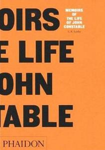 Memoirs of the life of John Constable - Leslie - copertina