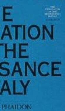 The civilisation of the Renaissance in Italy - Jacob Burckhardt - copertina