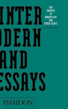 The painter of modern life and other essays - Charles Baudelaire - copertina