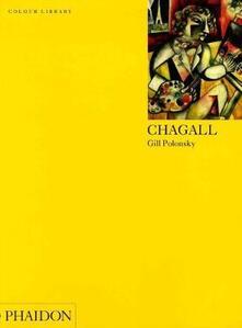 Chagall. Ediz. inglese - Gill Polonsky - copertina