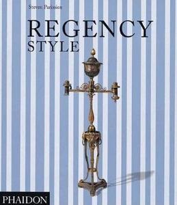 Regency style - Steven Parissien - copertina
