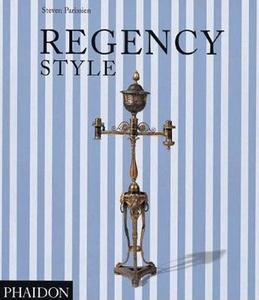 Libro Regency style Steven Parissien