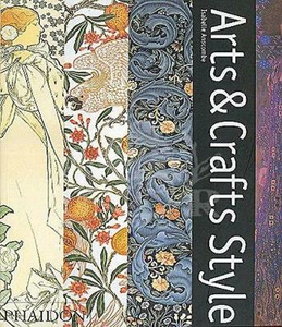 Libro Arts & crafts style Isabelle Anscombe