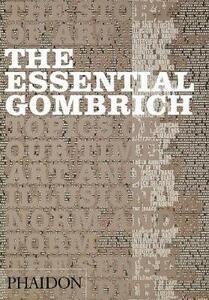 Essential Gombrich - copertina