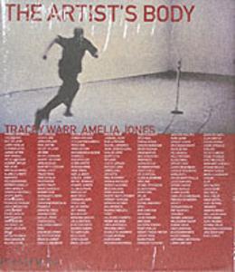 Libro The artist's body Tracey Warr , Amelia Jones