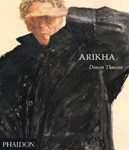 Arikha Avigdor - Duncan Thomson - copertina